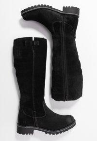 s.Oliver - Winter boots - black - 3