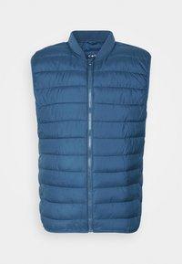 SULESS - Waistcoat - dark blue