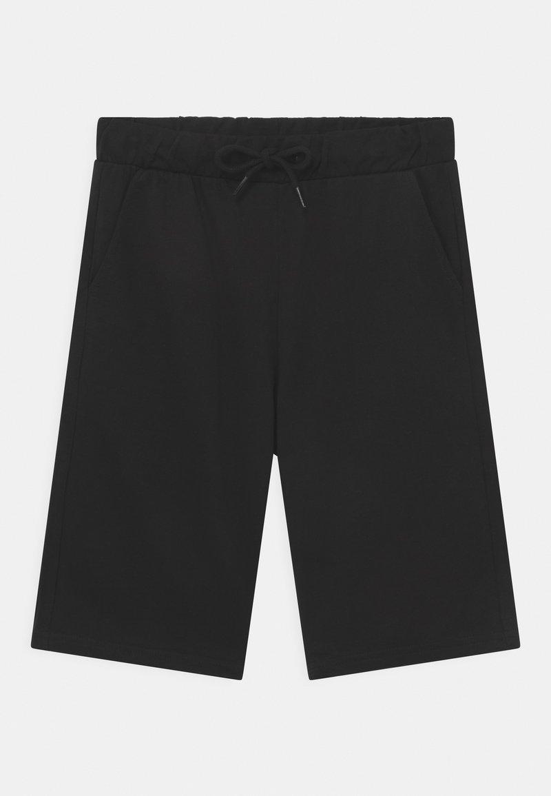Lindex - SOLID  - Shorts - black