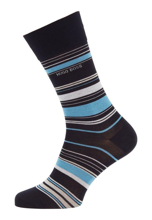 RS MULTISTRIPE MC - Socks - dark blue