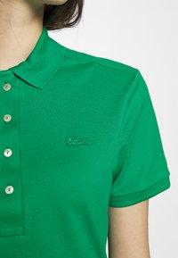 Lacoste - Polo shirt - verdier - 5