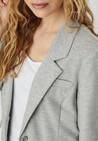 Vero Moda - Blazer - light grey melange - 3