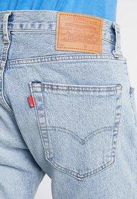 Levi's® - 501® SLIM TAPER - Zúžené džíny - thistle subtle - 5