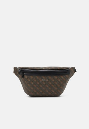 VEZZOLA MAXI BUM BAG UNISEX - Riñonera - brown