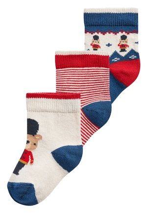 3 PACK - Socks - blue