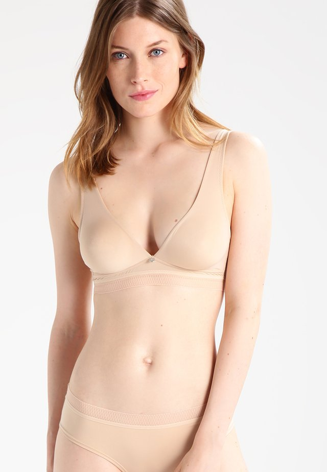 SENSES  - Triangle bra - skin