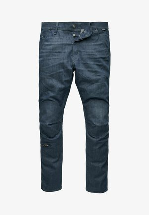 Prigludę džinsai - worn in leaden