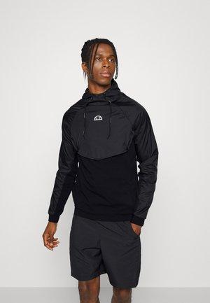 DEFINITIVO HOODY - Sweatshirt - black