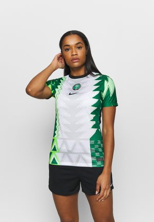 NIGERIA - Club wear - white/black