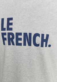 Les Petits Basics - LONGSLEEVE LE FRENCH UNISEX - Long sleeved top - heather grey - 2