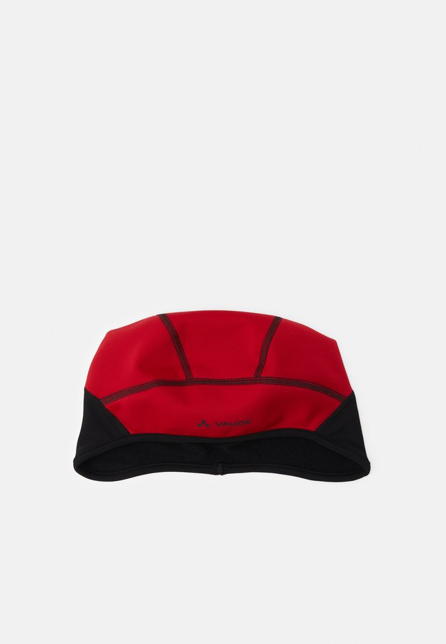 BIKE WINDPROOF CAP - Čepice - indian red