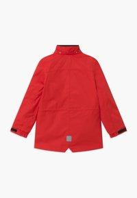 Reima - NAAPURI UNISEX  - Winter coat - tomato red - 3