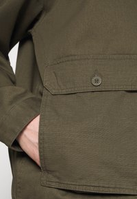 Dickies - UTILITY EISENHOWER - Summer jacket - moss green - 6
