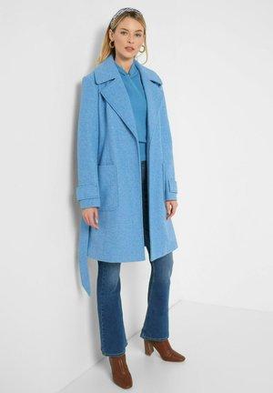 Classic coat - dirty bleaches