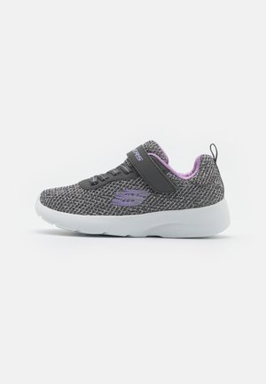DYNAMIGHT 2.0 LITE DASHER - Sneakers laag - gray/charcoal/lavender