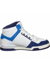 Lacoste LIVE - Sneakers high - white/blue - 6