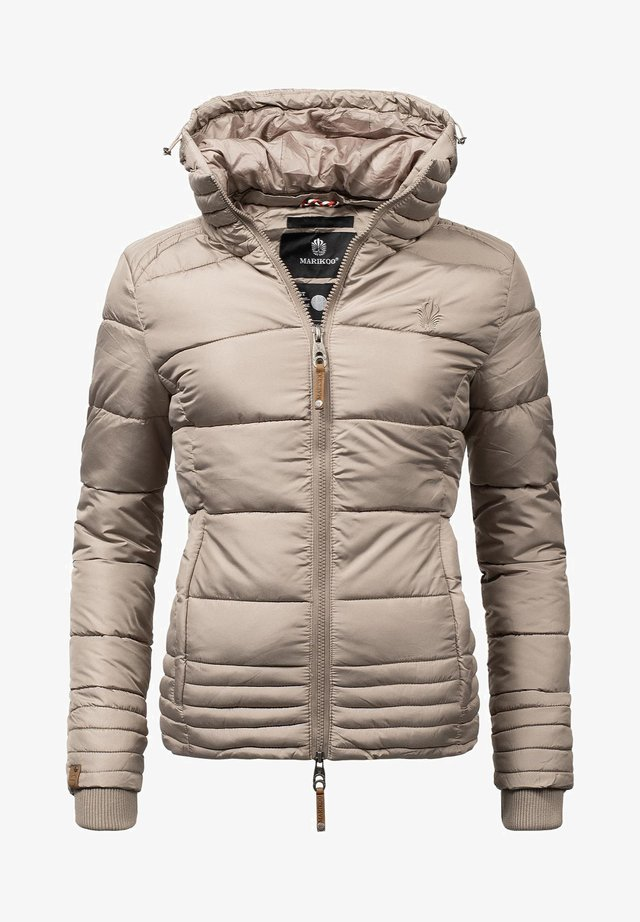 SOLE - Winter jacket - taupe