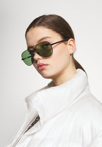 Tommy Jeans - Sunglasses - black/geen - 2