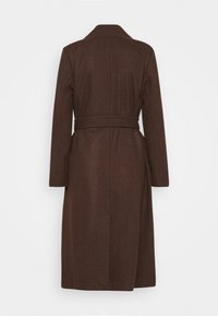 Part Two - EJA - Classic coat - chocolate glaze - 1