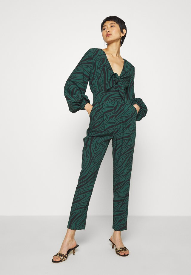 DARK PARADISE - Tuta jumpsuit - green