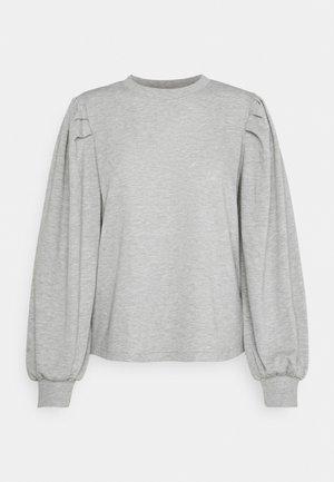 JDYMATHILDE - Bluza - mottled light grey