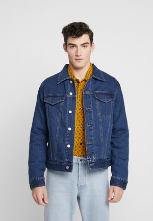 DAKOTA FELTED JACKET - Light jacket - blue