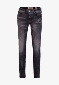 Tigha - Slim fit jeans - vintage black - 4
