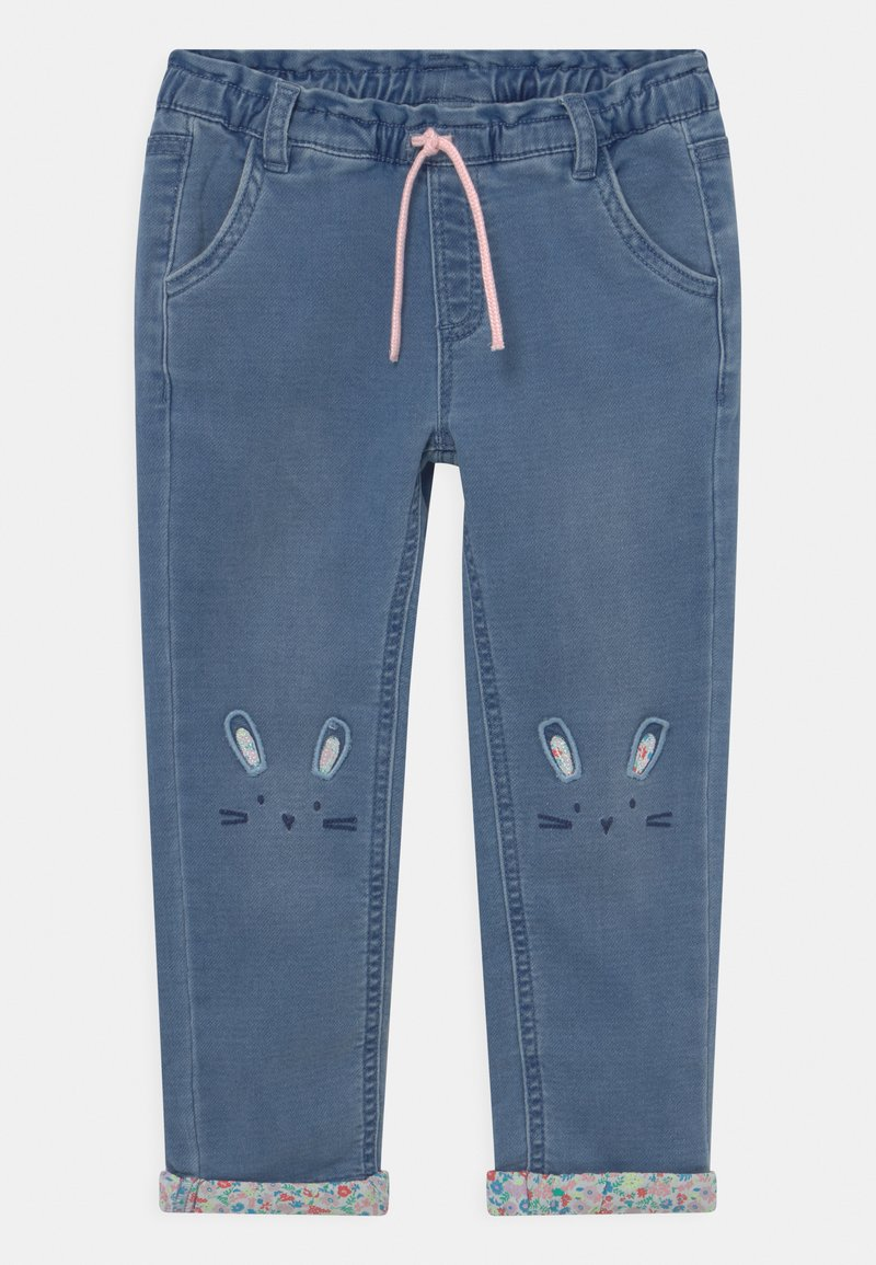 Marks & Spencer London - BUNNY  - Relaxed fit jeans - blue denim