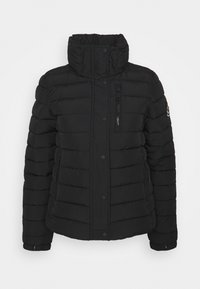 Superdry - CLASSIC FUJI JACKET - Winter jacket - black - 7