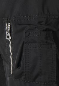 Weekday - REEVES JACKET - Light jacket - black solid - 9