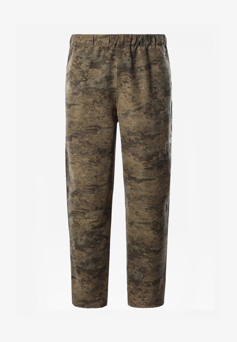 The North Face - M CLASS V PANT - Tracksuit bottoms - mltryolvcloudcmowashprint