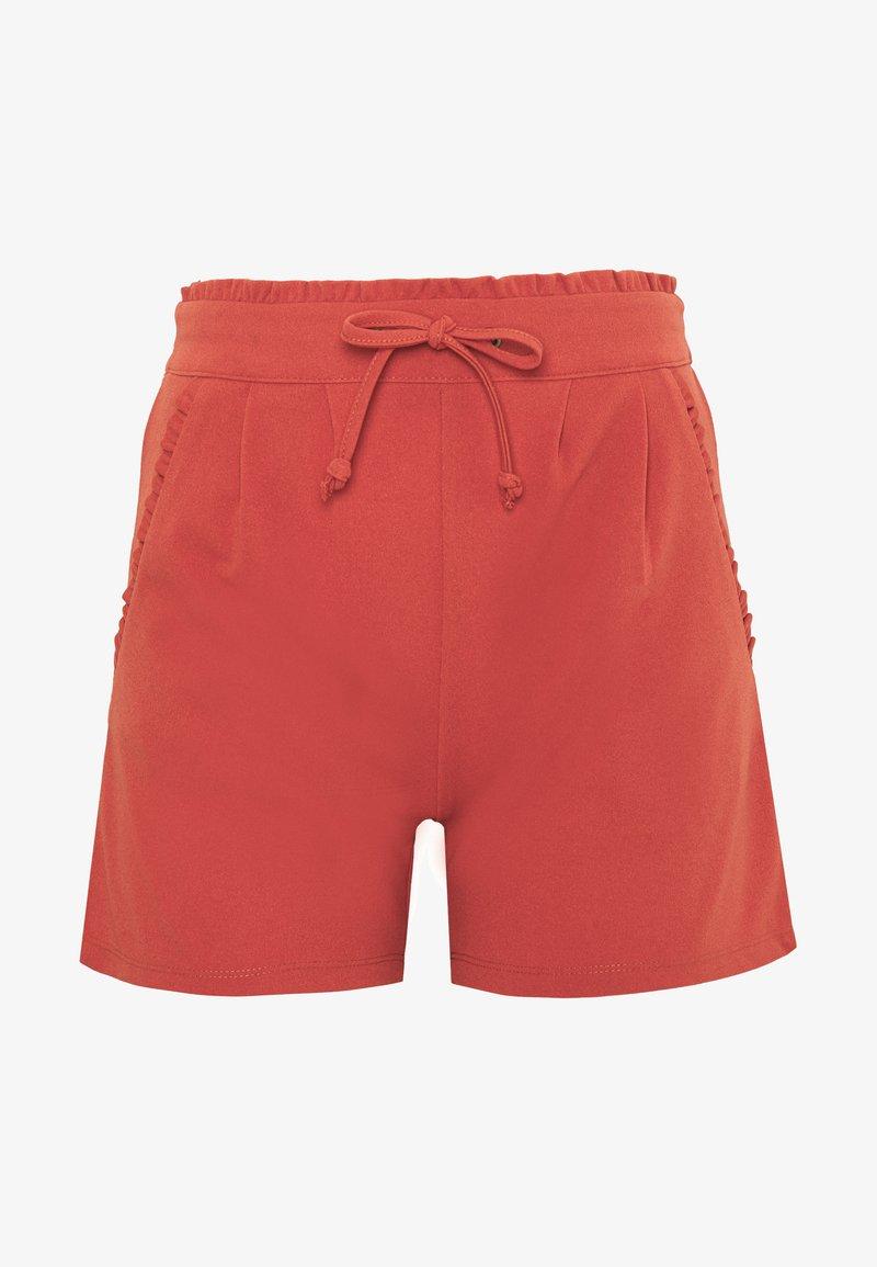 JDY - JDYNEW  - Shorts - hot sauce