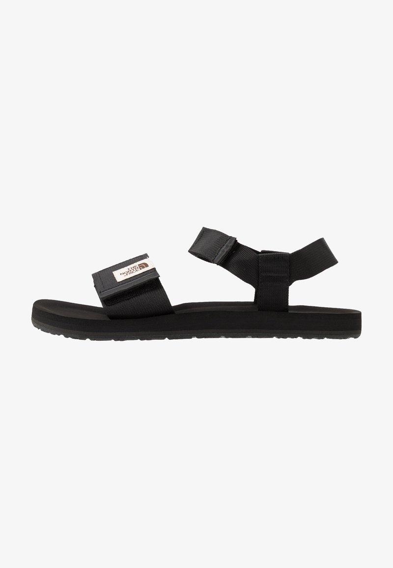 The North Face - M SKEENA SANDAL - Walking sandals - black