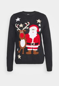 ONLY - ONLXDEER FRIENDS - Jumper - night sky - 0