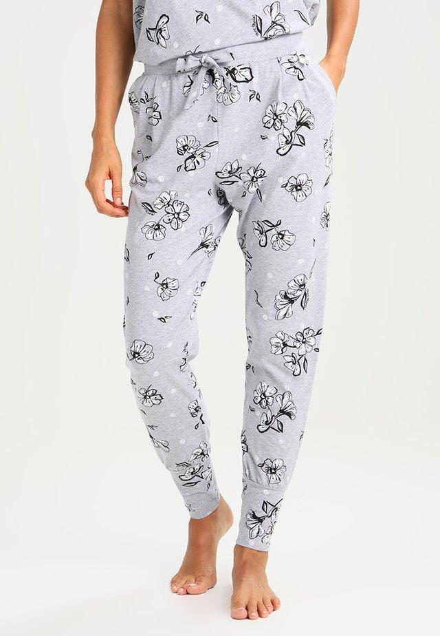 GREY MATTERS  - Pyjama bottoms - grey melange