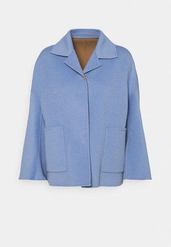 SELVA - Summer jacket - light blue