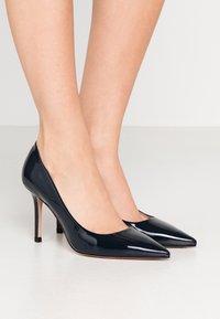 HUGO - INES - High heels - dark blue - 0