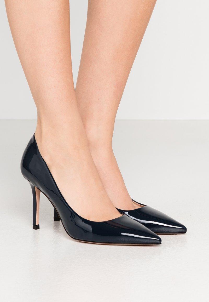 HUGO - INES - High heels - dark blue