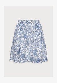 SKIRT - Áčková sukně - multi