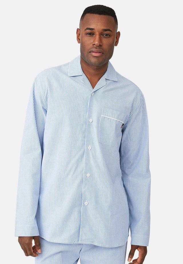 SET - Pyjama - lt blue white
