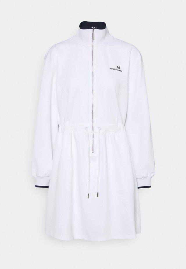 ALENA - Denní šaty - white