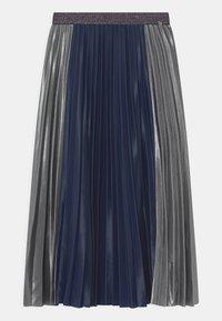 IKKS - Pleated skirt - navy - 0