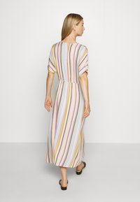 Nümph - LALANGE DRESS - Shirt dress - multi-coloured - 2