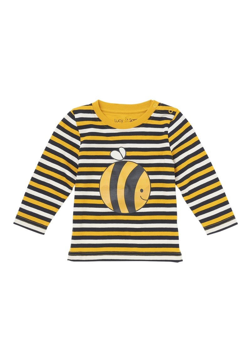 Lucy & Sam - Long sleeved top - yellow