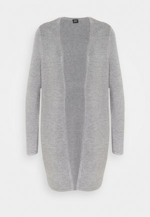 LANGARM - Cardigan - light grey