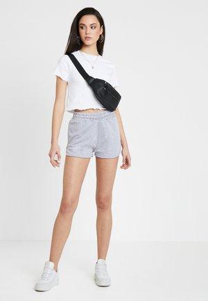 RUNNER 2 PACK - Teplákové kalhoty - black/grey