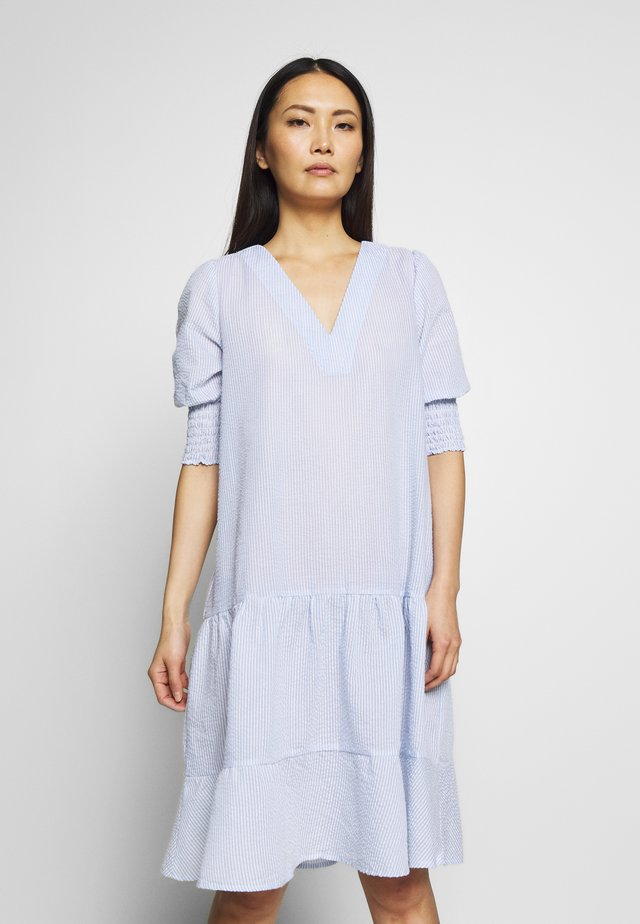 LAURA - Day dress - light blue