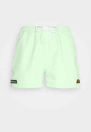 DEM SLACKERS SWIM - Swimming shorts - green