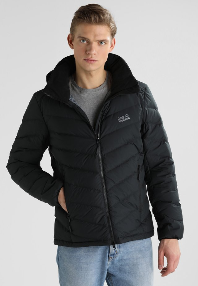 FAIRMONT MEN - Down jacket - black