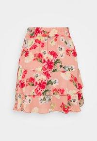 VILA PETITE - VILUCA SHORT SKIRT PETITE - Mini skirt - old rose - 1
